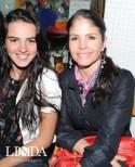 Julia Fonticoba e Valéria Morari