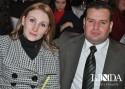 Débora Cerentini e Luciano Santos
