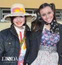 Laís Gehrke e Fernanda Fernandes