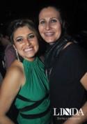 Etiele Andrade e Carla Schlabitz