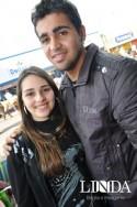 Juliana Mello e Luan Castro