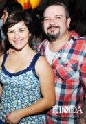 Carollina Vivian e Alvio Borba