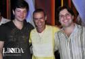 Diovani Biscaglia, César Sena e Rafael Vieira da Cunha