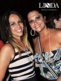 Francele e Larissa Gomes