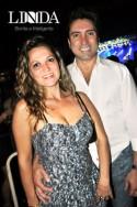 Paula Pavi e Paulo Bonnel