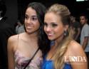 Victoria Gomes de Carvalho e Amanda Trojahn