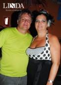 André Rocha e Denise Blaya
