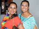 Joice Rocha e Aline De Franceshi