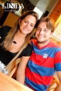 Fabiana Nascimento e Jeferson Schenkel