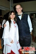 Lenise Dias e Marcelo Fontoura