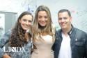 Magdielen Brasil, Monique Amin e Heron Martins