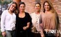 Ariela Mendes, Silvia Giuliani, Eneida Schirmer e Regina Silva