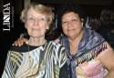 Helga Gutschow e Conceição Lima