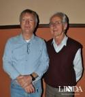 John Parnow e Nestor Leipnitz