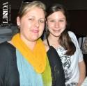 Luciane Heiderich e Nathalia Deicke