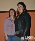 Marta Dike e Carla Heiderich