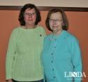 Renita Leipnitz e Ieda Prass