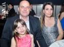 Gilberto, Jaqueline e Paola Nunes