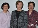 Maria Inês Bartmann, Tereza Boaz e Hory Figueiredo