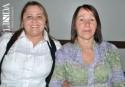 Viviane Oliveira e Zeni Lopes