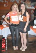 Melissa Mincollia e Izabella Peres