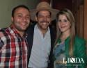 Alisson Marques e Alane Figueiredo com Neto Fagundes