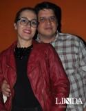 Paola e Flavio Machado