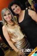 Maria Antônia Ritter e Elisabel Gomes
