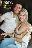 Allan Dias e Cássia Félix
