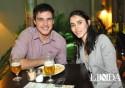 Cristopher Prade e Gabriela Donati