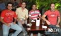 Fauzi e Kader Ahmad, Maher Jamil e Ricardo Tatsch