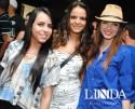 Natália Correa, Bianca Colbeich e Cindy Preussler