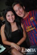 Angele Bittencourt e Marcelo Weber