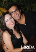 Eliane Silveira e Max Madruga