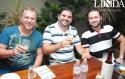 Ervino Kasper, Estevão Belinasso e Gustavo Delgado