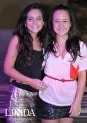 Bruna Blaya e Yasmin Dutra