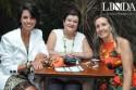 Vanessa Csaszar, Helena Vieira da Cunha e Clarisse Almeida