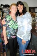 Janyne Donicht e Batita Albuquerque