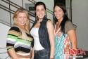 Daniela Schreiner, Francele Gomes e Claudia Martins