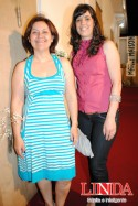 Isabel Vivian e Melissa Streck Bundt