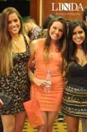 Mariana Cardoso, Bruna Quintana e Fernanda Fuentes