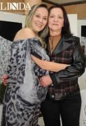 Rosana Luchese e Zita Martin