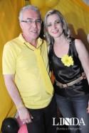 Edu de Abreu Pereira e Liane Klix