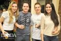 Julia Prade, Mauricio Luiz, Felipe Elesbão e Manoela Quadros