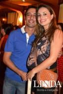 Diego Cazaroto e Tanara Moller