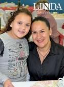 Melissa com Marcia dos Santos