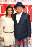 Melina Chaves e Paulo Sanmartin