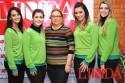 Priscila Lemes, Bruna Machado, Antonieta Bartz Ceccon, Daniele Esber e Thamires Machado