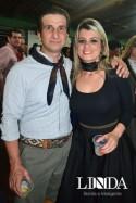 Rodrigo Mariani e Aline Nunes