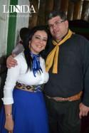 Lisiane Oliveira e Mauricio Oliveira